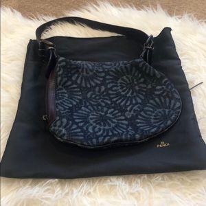 Authentic vintage Fendi purse